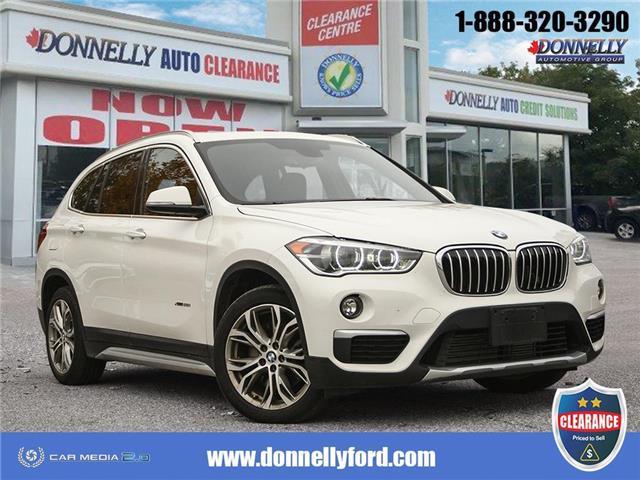 2018 BMW X1 xDrive28i (Stk: CLDUR6321) in Ottawa - Image 1 of 28