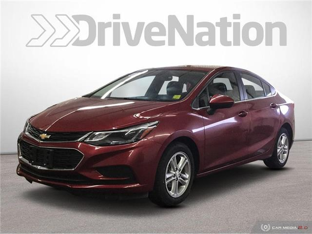 2017 Chevrolet Cruze LT Auto (Stk: B2166) in Prince Albert - Image 1 of 25