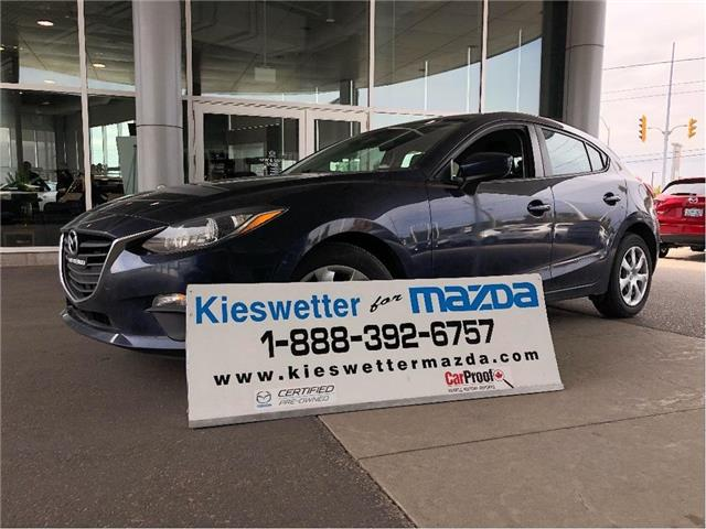 2015 Mazda Mazda3 Sport GX (Stk: U3901) in Kitchener - Image 1 of 19