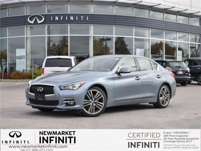2015 Infiniti Q50 Base (Stk: UI1265) in Newmarket - Image 1 of 25