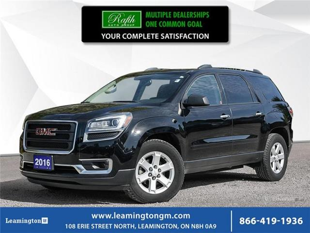 2016 GMC Acadia SLE2 (Stk: 19-804A) in Leamington - Image 1 of 28