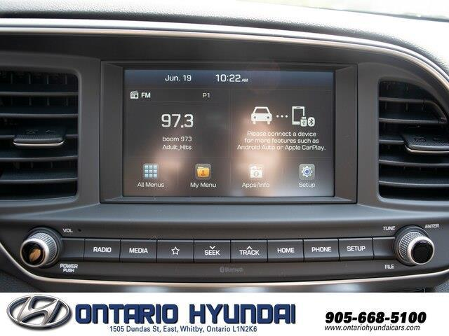 2020 Hyundai Elantra Preferred w/Sun & Safety Package (Stk: 976943) in Whitby - Image 2 of 18