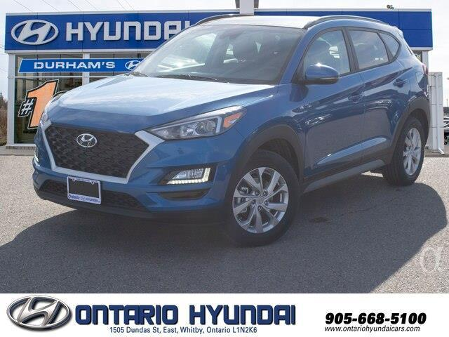 2020 Hyundai Tucson Preferred w/Sun & Leather Package (Stk: 096805) in Whitby - Image 1 of 20
