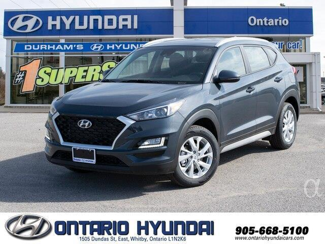 2020 Hyundai Tucson Preferred w/Sun & Leather Package (Stk: 096813) in Whitby - Image 1 of 20