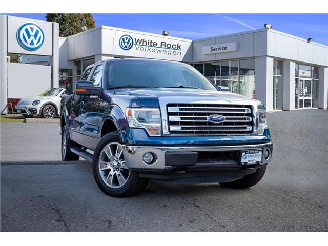 2014 Ford F-150 Lariat 1FTFW1ET8EFB90765 VW0988A in Vancouver