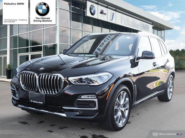 2020 BMW X5 xDrive40i (Stk: 0163) in Sudbury - Image 1 of 21