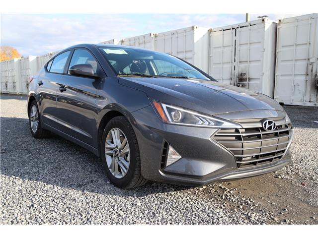 2020 Hyundai Elantra Preferred (Stk: R05186) in Ottawa - Image 1 of 10