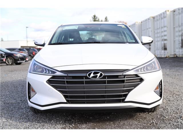 2020 Hyundai Elantra Preferred w/Sun & Safety Package (Stk: R05273) in Ottawa - Image 2 of 10
