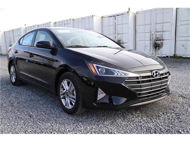 2020 Hyundai Elantra Preferred w/Sun & Safety Package (Stk: R05269) in Ottawa - Image 1 of 19
