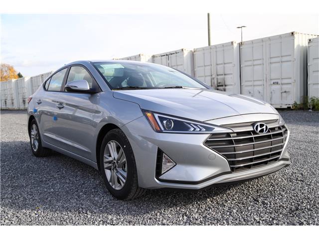 2020 Hyundai Elantra Preferred w/Sun & Safety Package (Stk: R05229) in Ottawa - Image 1 of 19
