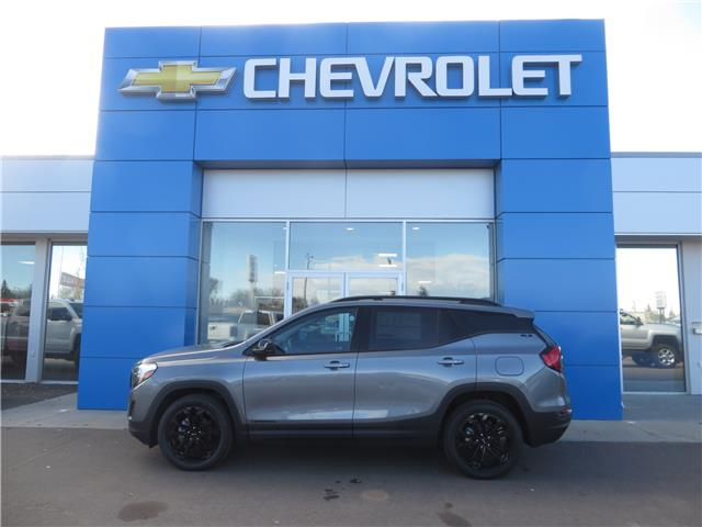 2019 GMC Terrain SLE (Stk: 19199) in STETTLER - Image 1 of 17