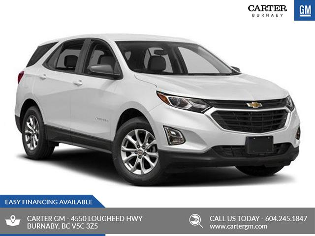 2020 Chevrolet Equinox LS (Stk: Q0-43520) in Burnaby - Image 1 of 1