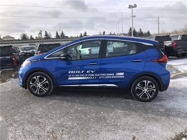 2019 Chevrolet Bolt EV Premier (Stk: K4119549) in Calgary - Image 1 of 17