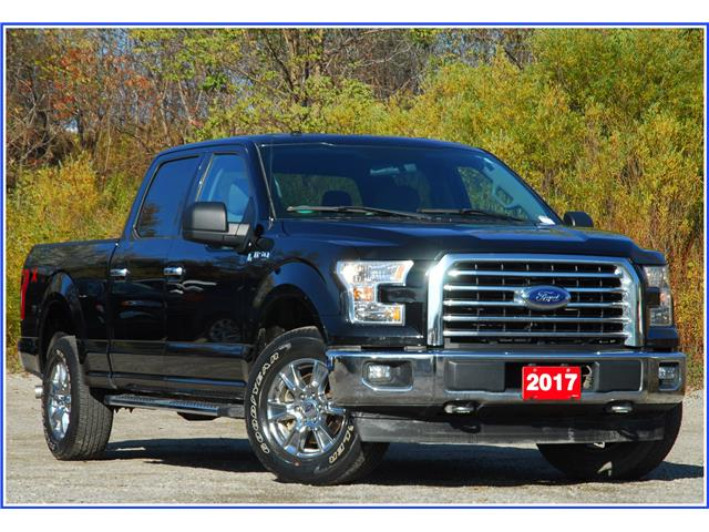2017 Ford F-150 XLT (Stk: D96210A) in Kitchener - Image 1 of 17