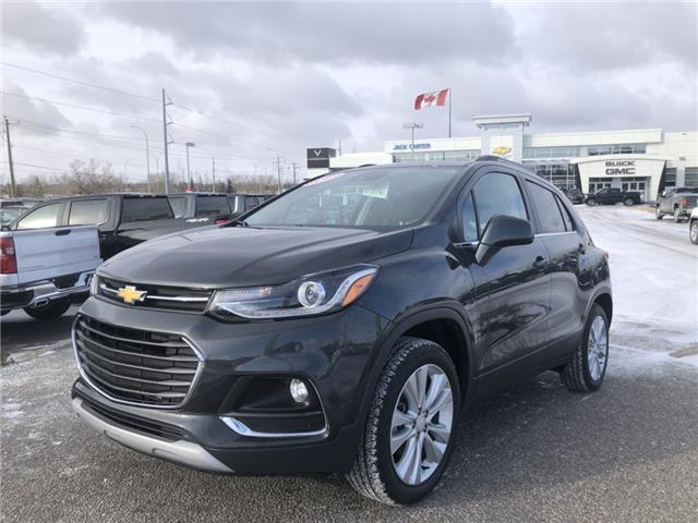 2019 Chevrolet Trax Premier (Stk: KL214984) in Calgary - Image 1 of 17
