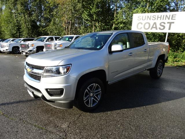 2020 Chevrolet Colorado WT (Stk: CL134106) in Sechelt - Image 1 of 16