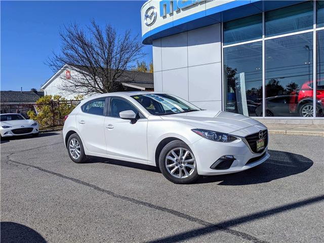 2016 Mazda Mazda3 Sport GS (Stk: K7566A) in Peterborough - Image 1 of 1