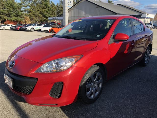 2013 Mazda Mazda3 GX (Stk: 9C569A) in Miramichi - Image 1 of 8