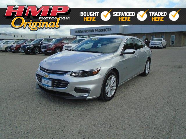2018 Chevrolet Malibu LT (Stk: 78800) in Exeter - Image 1 of 30