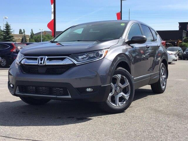 2019 Honda CR-V EX-L (Stk: 191470) in Barrie - Image 1 of 25