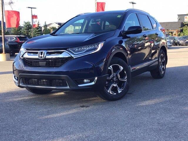 2018 Honda CR-V Touring (Stk: 181790) in Barrie - Image 1 of 25
