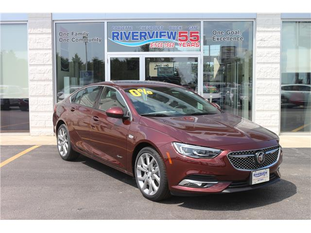 2019 Buick Regal Sportback Avenir (Stk: 19089) in WALLACEBURG - Image 1 of 6