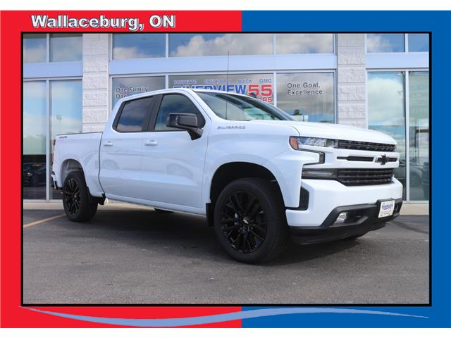 2020 Chevrolet Silverado 1500 RST (Stk: 20005) in WALLACEBURG - Image 1 of 6