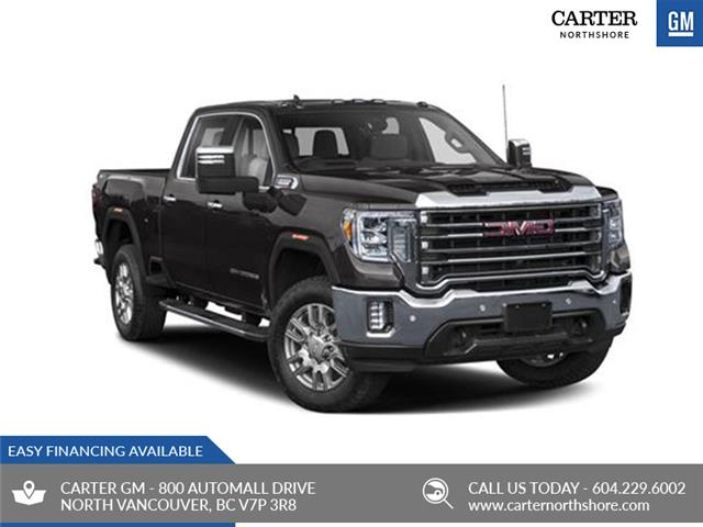 2020 GMC Sierra 3500HD Denali (Stk: R58570) in North Vancouver - Image 1 of 1