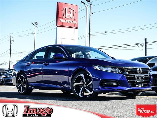2020 Honda Accord Sport 1.5T (Stk: 10A460) in Hamilton - Image 1 of 20