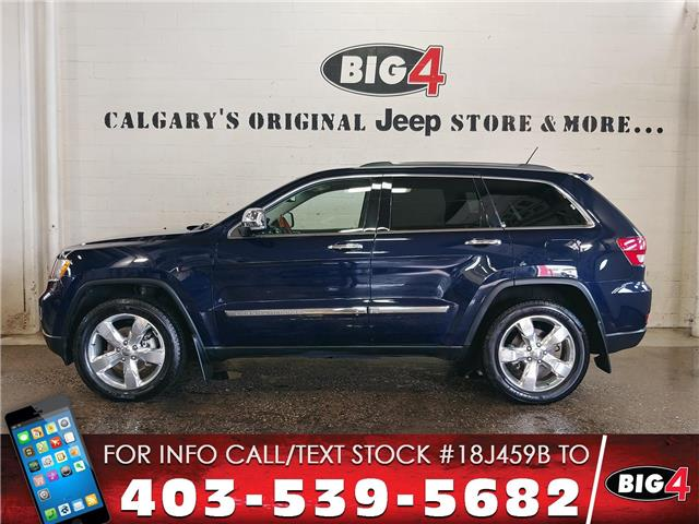 2012 Jeep Grand Cherokee Overland (Stk: 18J459B) in Calgary - Image 1 of 15