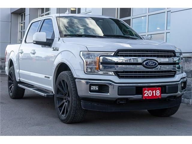 2018 Ford F-150 Lariat (Stk: 43019A) in Innisfil - Image 1 of 21