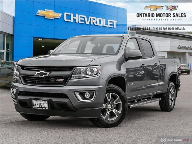 2020 Chevrolet Colorado Z71 (Stk: T0113257) in Oshawa - Image 1 of 19