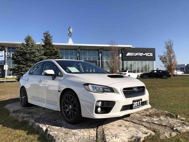2017 Subaru WRX Sport-tech (Stk: U2970A) in Innisfil - Image 1 of 29