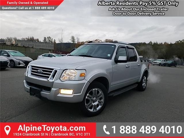 2010 Ford Explorer Sport Trac Limited (Stk: 5700876A) in Cranbrook - Image 1 of 26