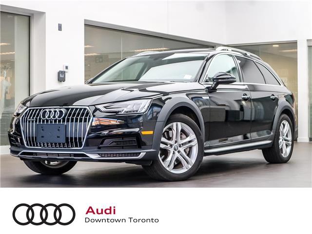 2018 Audi A4 allroad 2.0T Progressiv (Stk: 181587) in Toronto - Image 1 of 28