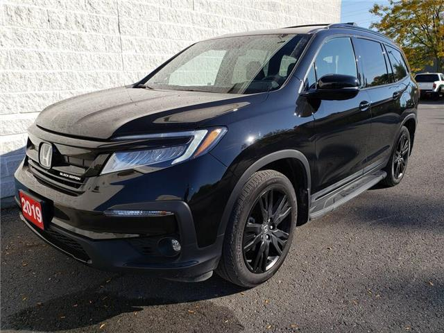 2019 Honda Pilot Black Edition (Stk: 19049) in Kingston - Image 1 of 30