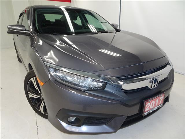 2017 Honda Civic Touring (Stk: 36752U) in Markham - Image 1 of 29