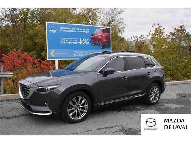 2016 Mazda CX-9 Signature (Stk: U7376) in Laval - Image 1 of 19