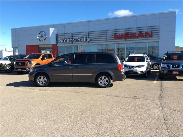 2017 Dodge Grand Caravan Crew (Stk: 19-353B) in Smiths Falls - Image 1 of 13