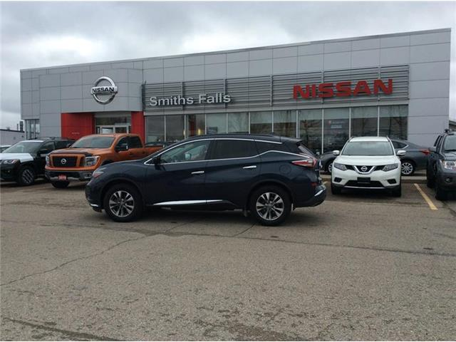 2018 Nissan Murano SV (Stk: P2021) in Smiths Falls - Image 1 of 13