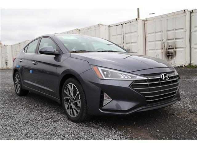 2020 Hyundai Elantra Luxury (Stk: R05214) in Ottawa - Image 1 of 10
