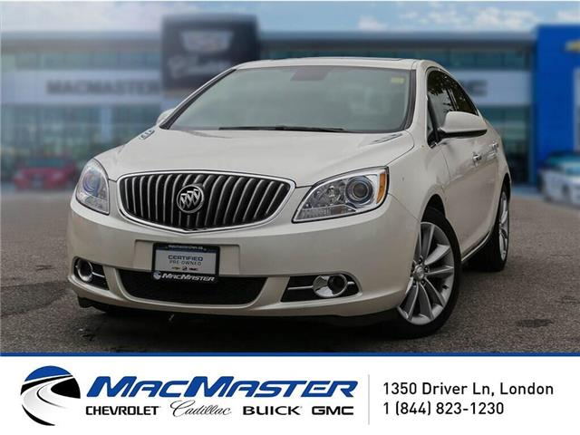2016 Buick Verano Leather (Stk: 95230PA) in London - Image 1 of 10