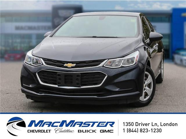 2016 Chevrolet Cruze LS Auto (Stk: 90307A) in London - Image 1 of 10