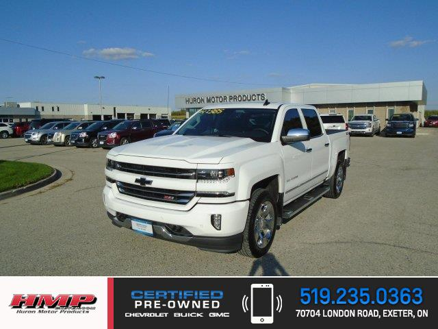 2018 Chevrolet Silverado 1500  (Stk: 85605) in Exeter - Image 1 of 30
