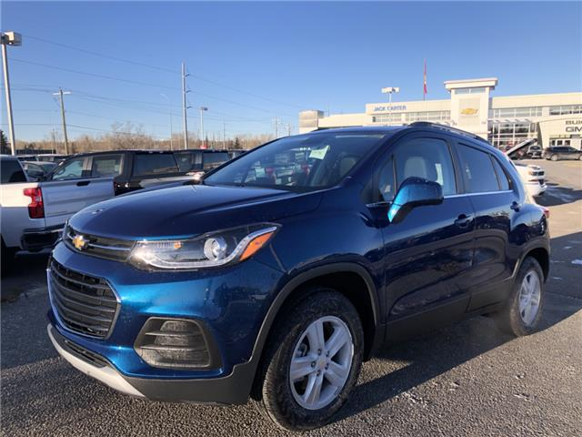 2019 Chevrolet Trax LT (Stk: KL401735) in Calgary - Image 1 of 15