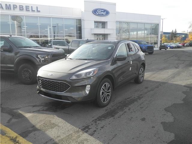 2020 Ford Escape SEL (Stk: 2000360) in Ottawa - Image 1 of 11