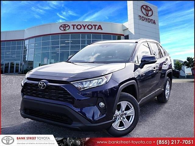 2020 Toyota RAV4 XLE (Stk: 27863) in Ottawa - Image 1 of 26