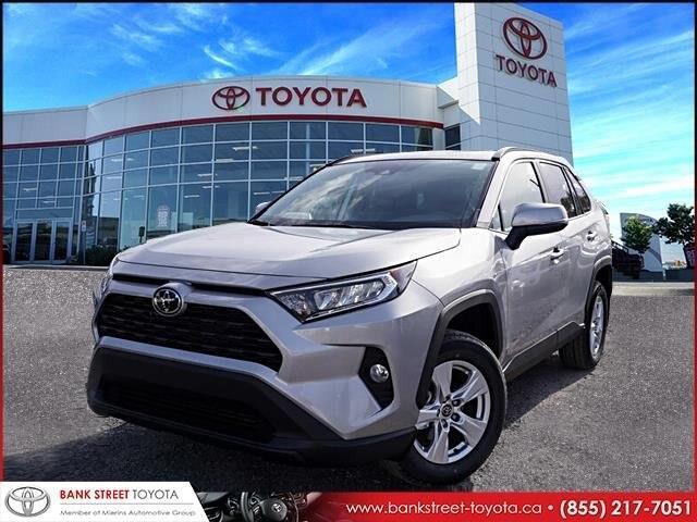 2020 Toyota RAV4 XLE (Stk: 27853) in Ottawa - Image 1 of 26