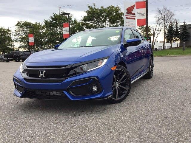 2020 Honda Civic Sport Touring (Stk: 20063) in Barrie - Image 1 of 22