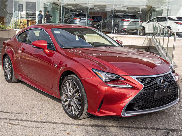 2017 Lexus RC 350  (Stk: 29225A) in Markham - Image 1 of 23